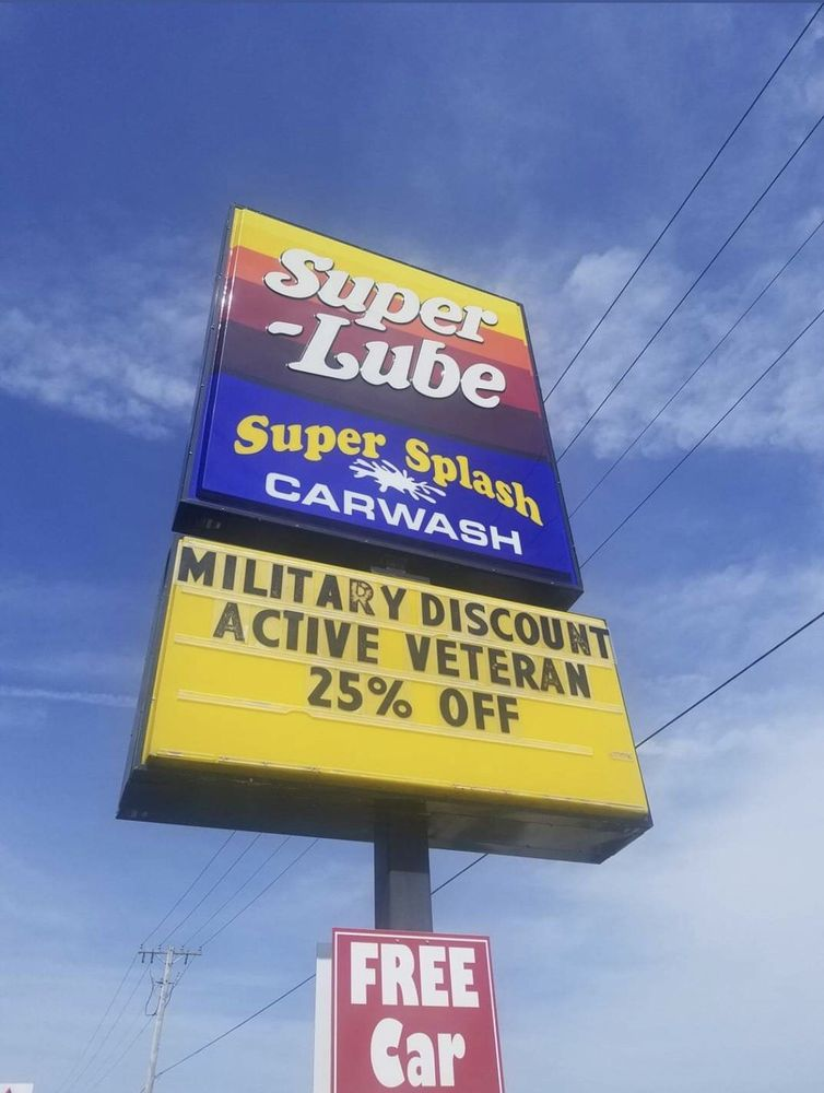 Super Lube: 1512 N Spring St, Beaver Dam, WI