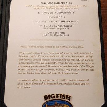 Big Fish Grill 72 Photos 201 Reviews Seafood 13706