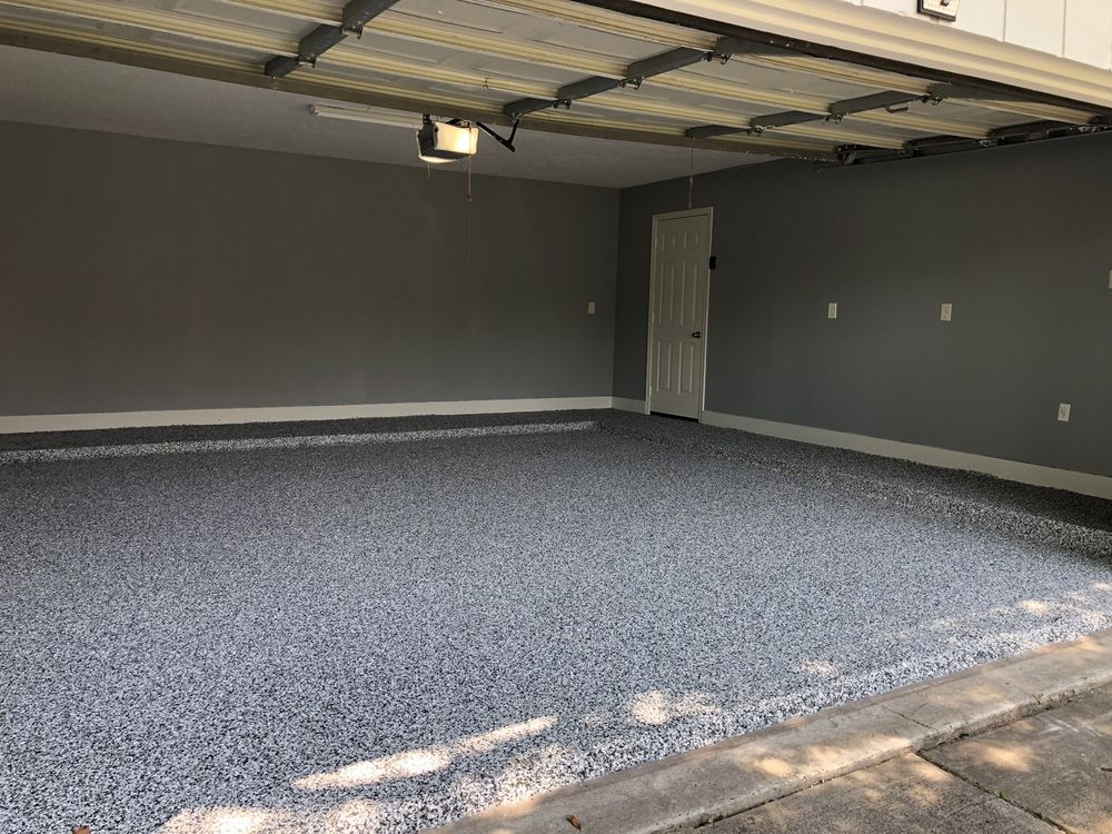 Mr Epoxy Garage Flooring: Montgomery, TX