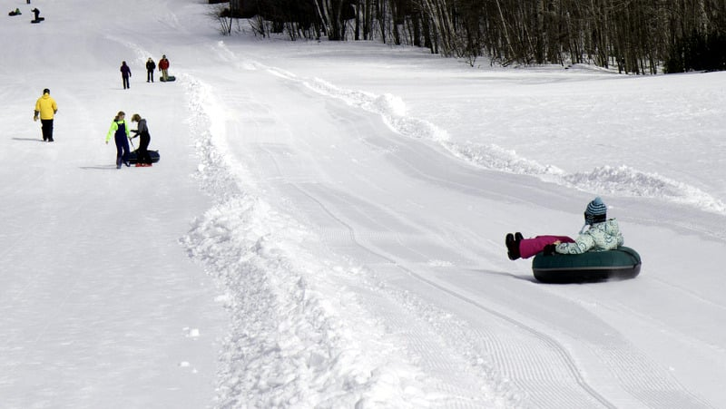 Mt Ashwabay Ski & Recreation Area: 32525 Ski Hill Rd, Bayfield, WI