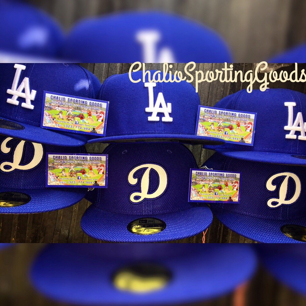 Chalio Sporting Goods: E 7TH St, Los Angeles, CA