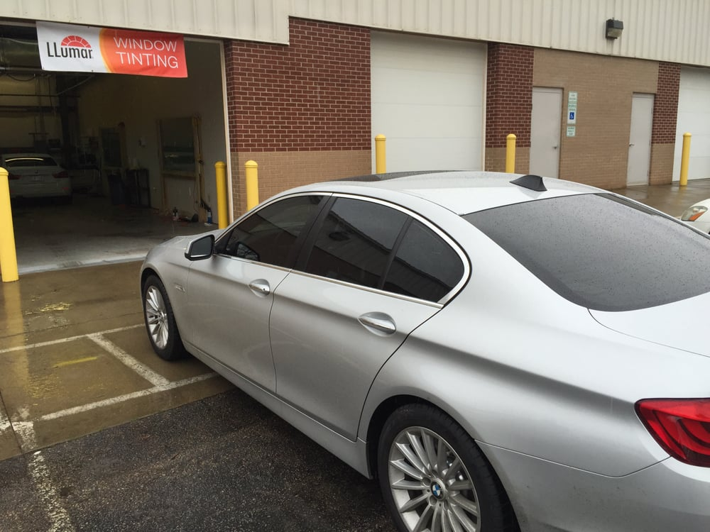 Bmw 5 Series Llumar Ctx Nano Ceramic Window Film Yelp
