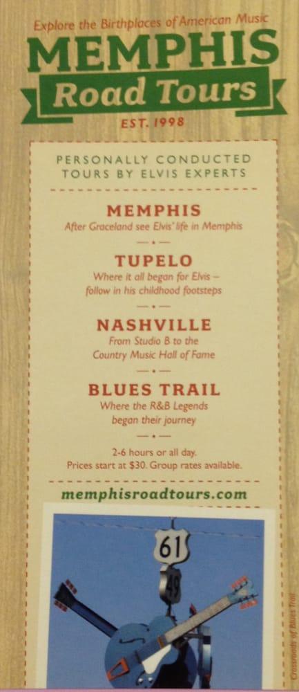 Memphis Road Tours