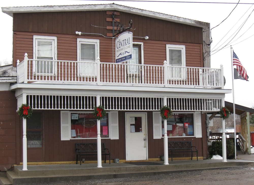 The Central Restaurant & Lounge: 6032 Main St, Glenfield, NY