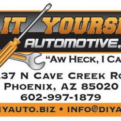 Do it yourself automotive closed diy auto shop 11237 n cave photo of do it yourself automotive phoenix az united states self service solutioingenieria Images