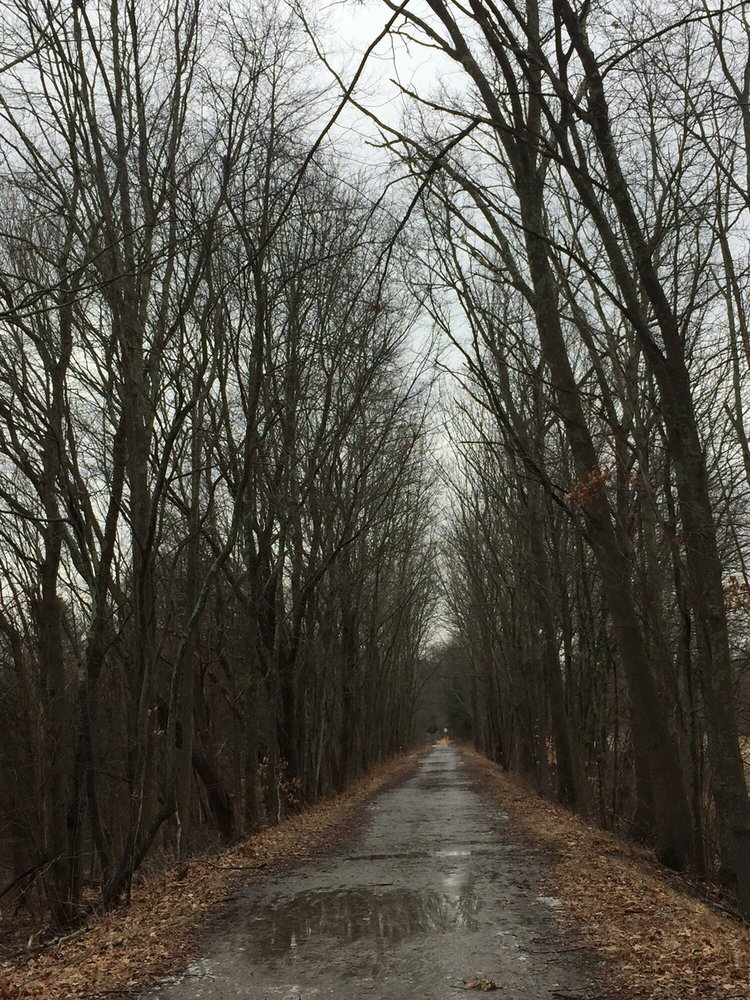 Housatonic Railway Rails To Trails: Pequannock Valley Greenway, Trumbull, CT