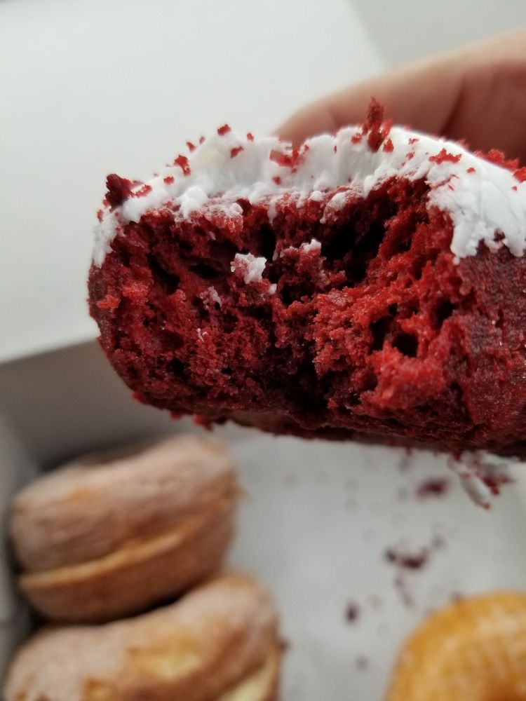 Social Spots from Rolling Pin Donuts