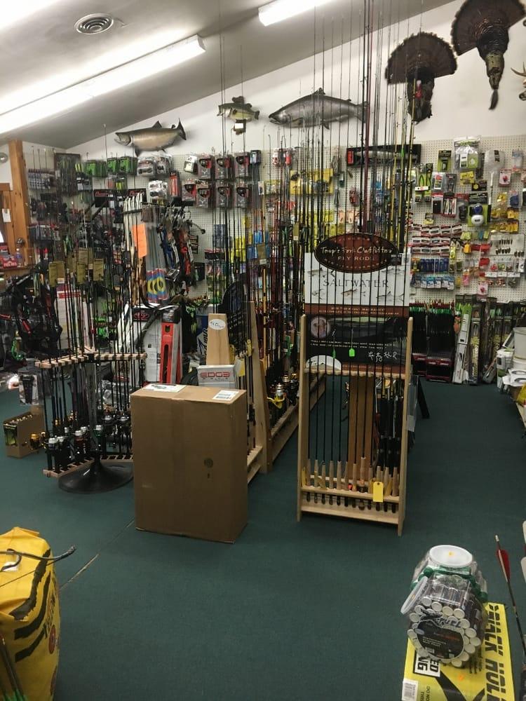 Morse Sporting Goods: 85 Contoocook Falls Rd, Hillsboro, NH