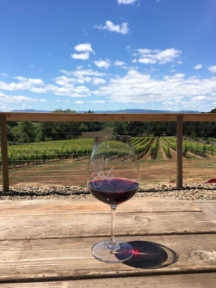 Eola Hills Legacy Estate Vineyard: 1600 Oak Grove Rd NW, Salem, OR