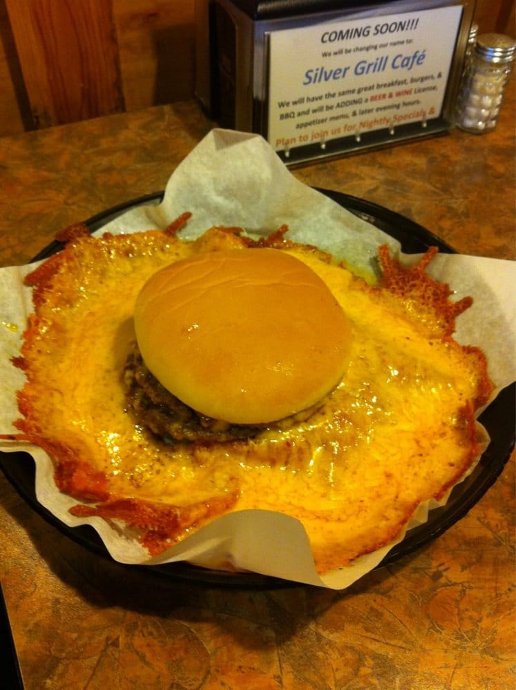 Silver Grill Cafe Menu Austin Tx