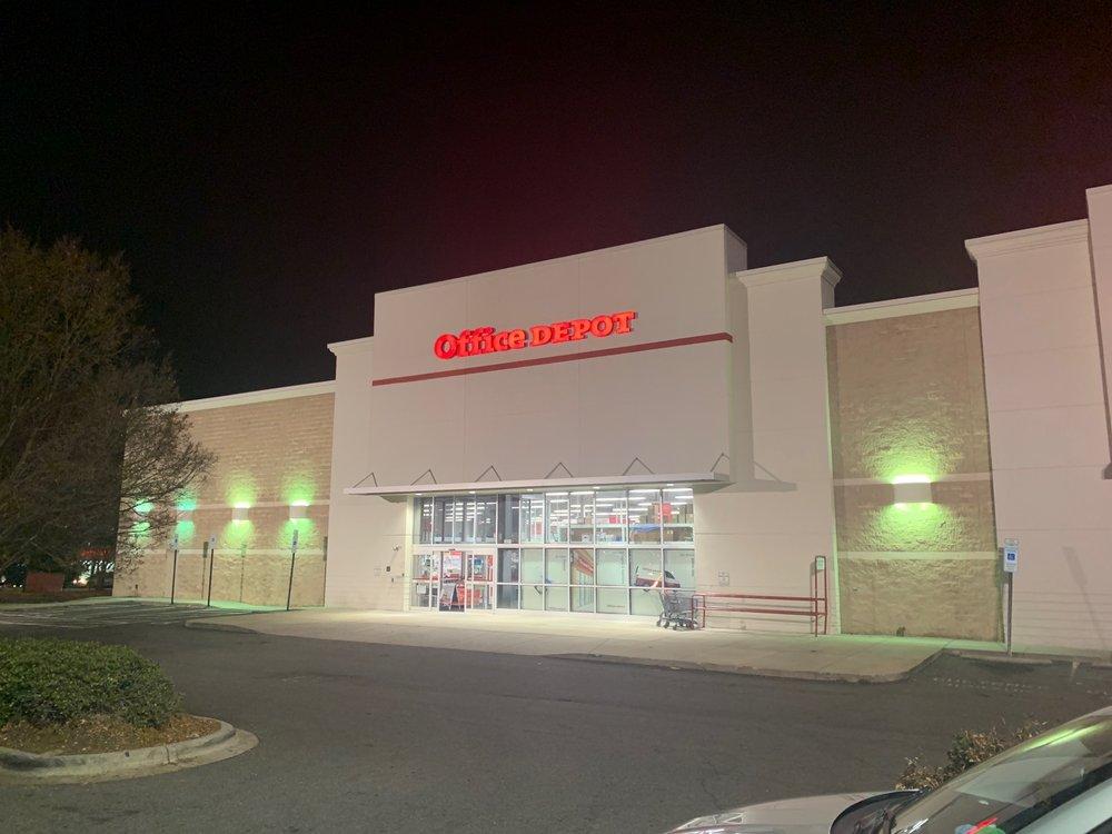 Office Depot: 2651 E Franklin Blvd, Gastonia, NC