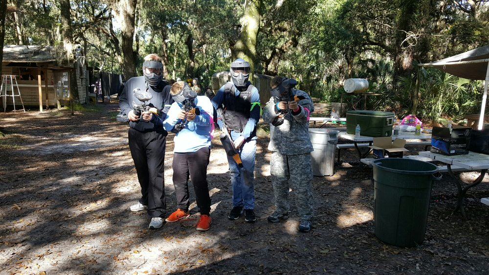 Hi-Tec Paintball Park Outdoor: Bradenton, FL