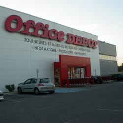 Office Depot - Équipement pour le bureau - 105 rue du Père Brottier on