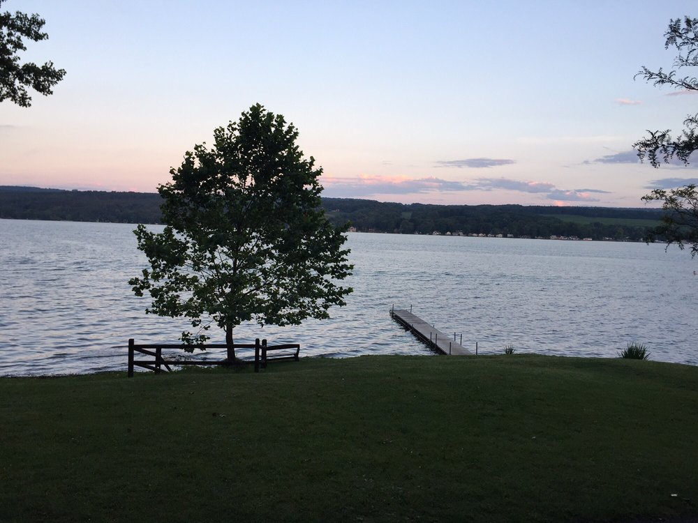 Social Spots from Keuka Lake State Park