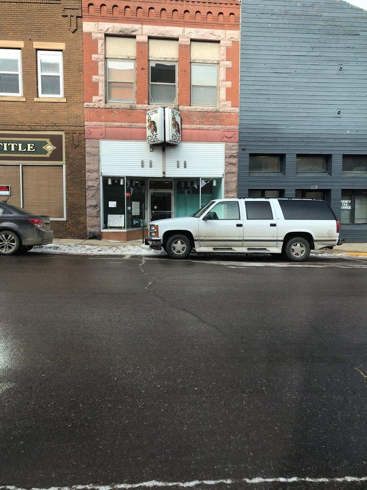 The Cutting Edge Salon & Spa: 114 West 1st St, Fairmont, MN