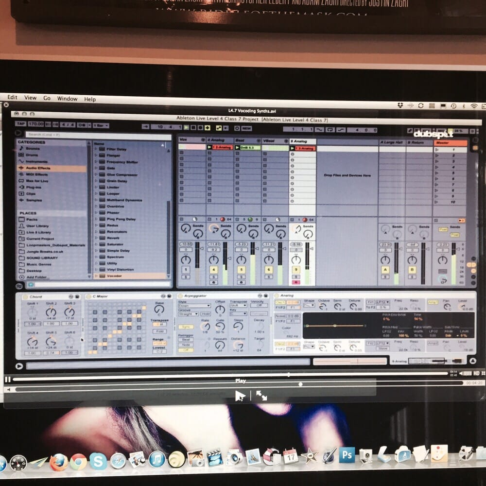 Ableton is the DAW most used in electronic music  Let me