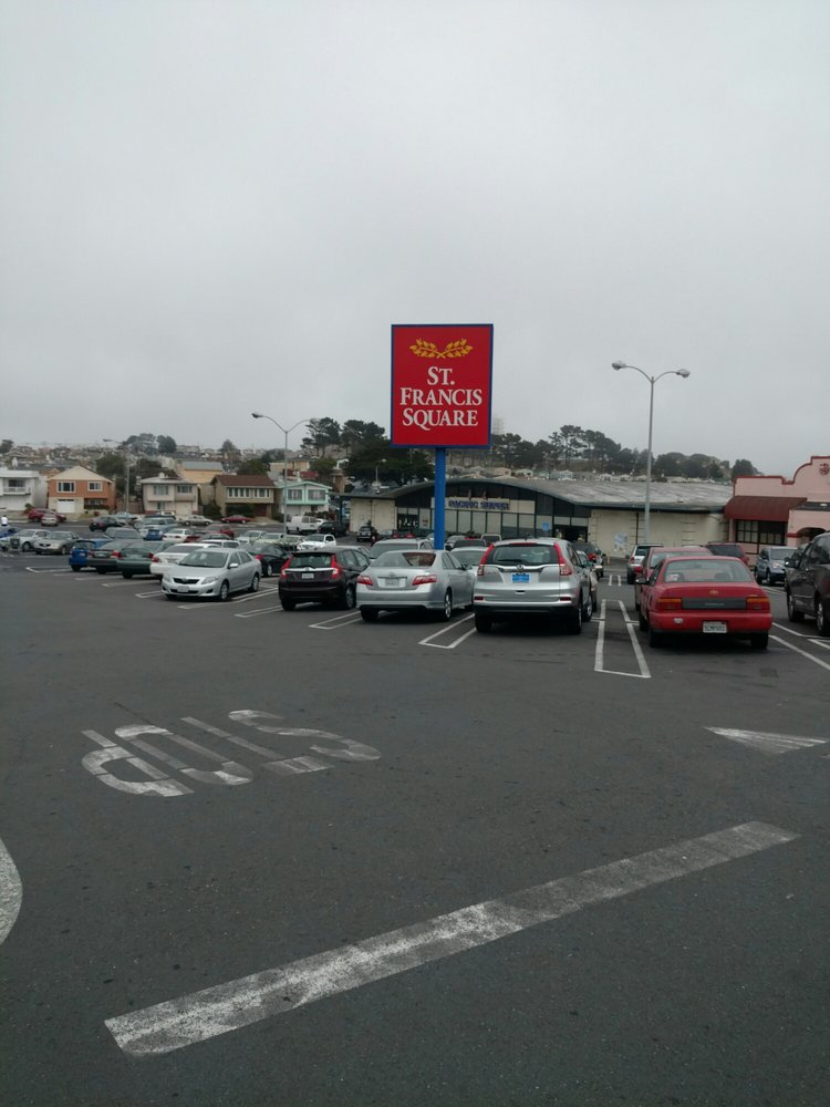 St Francis Square Daly City