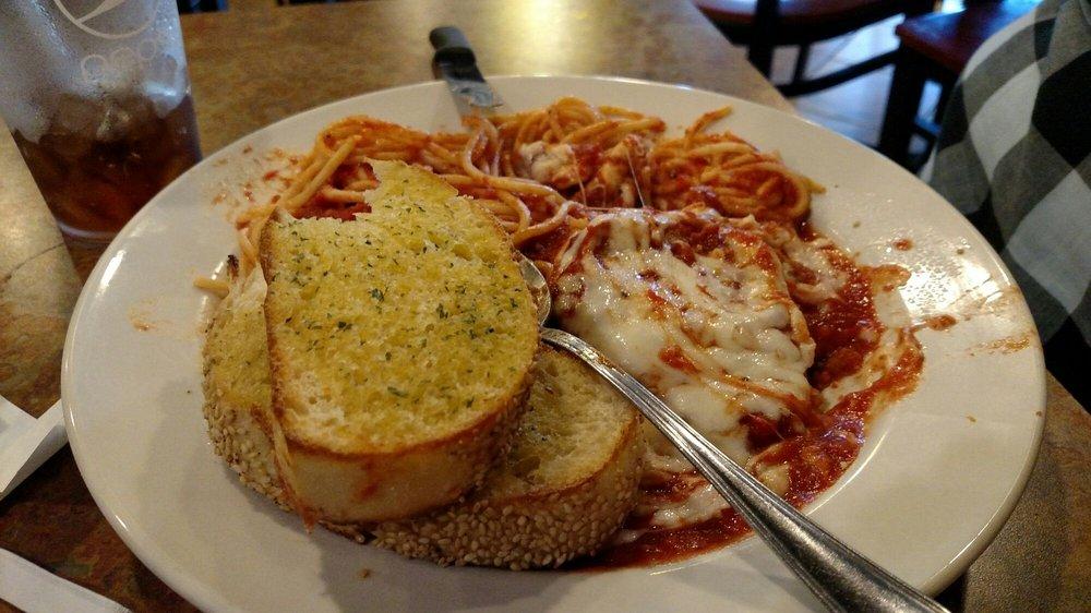 New York Pizzeria: 83 E Main St, Gouverneur, NY