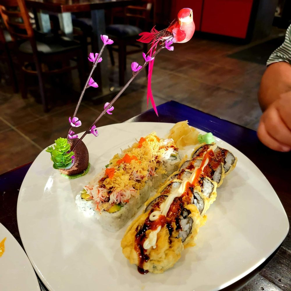 DING Asian Fusion: 6400 NW 39th Expy, Bethany, OK