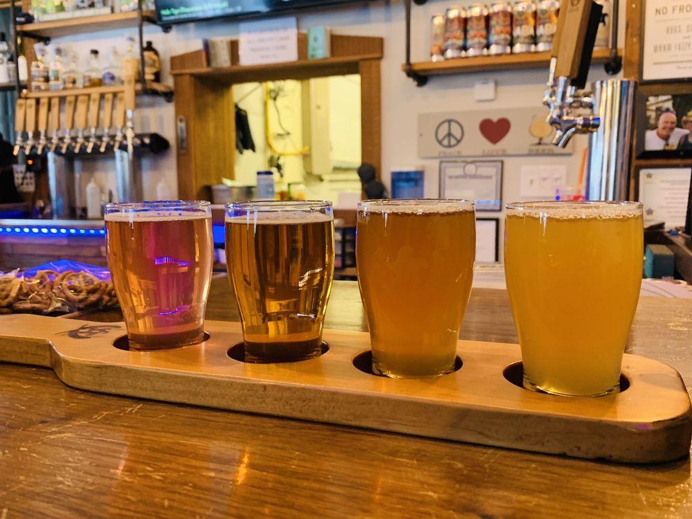 Peacemaker Brewing Company: 39 Coach St, Canandaigua, NY