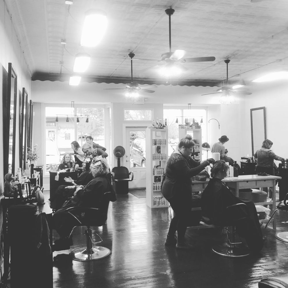 Refinery Salon: 115 E First St, O'Fallon, IL