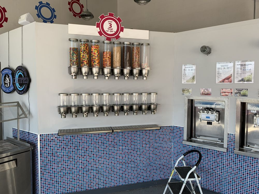 The Froyo Factory: 1223c National Highway, La Vale, MD