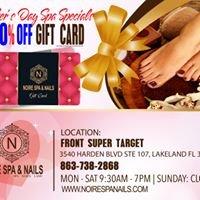 Noire Spa And Nails: 3540 Harden Blvd, Lakeland, FL