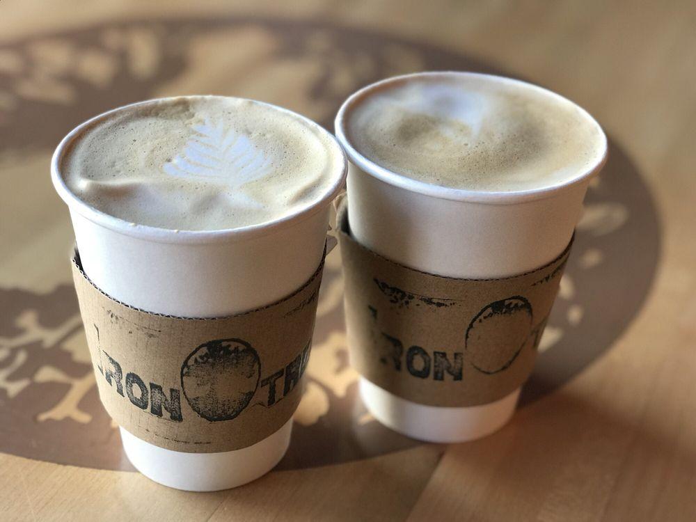 Food from Iron Tree Coffee Company
