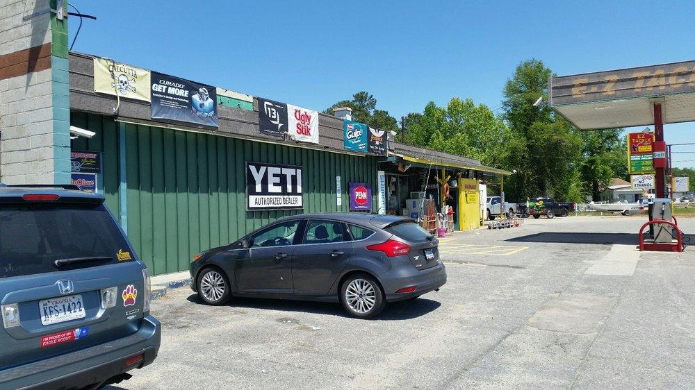 EZ Bait & Tackle: 2049 US Hwy 117 S, Goldsboro, NC