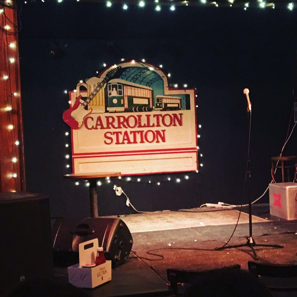 Carrollton Station: 8140 Willow St, New Orleans, LA