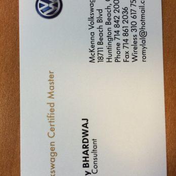 McKenna Volkswagen - 59 Photos & 430 Reviews - Car Dealers ...