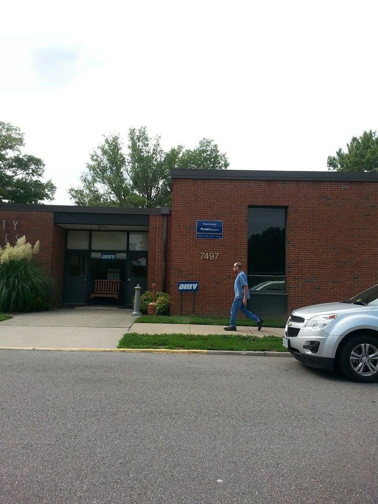 DMV Select: 7497 County Complex Rd, Hanover, VA