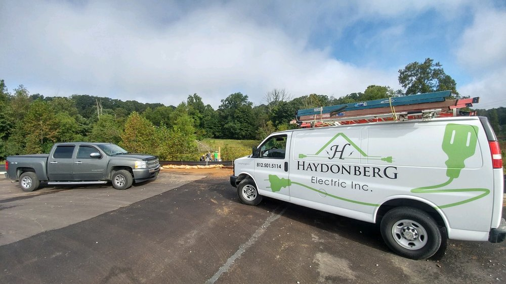 Haydonberg Electric: 8050 State Rd 64, Georgetown, IN