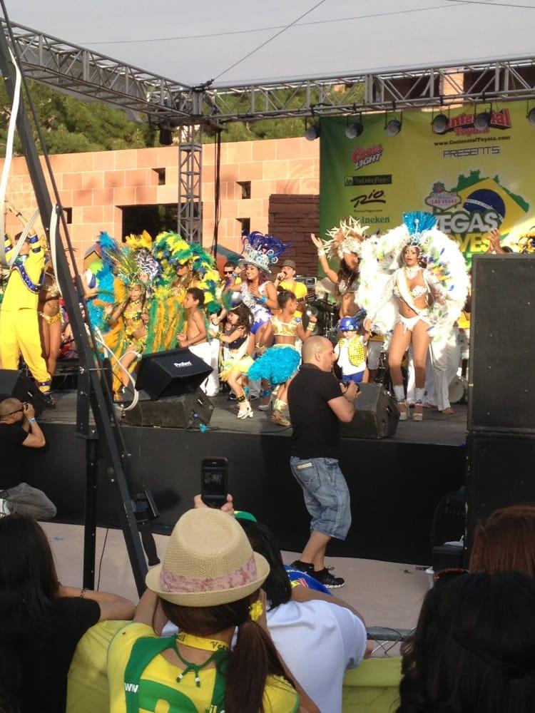 Vegas Loves Brazil Festival