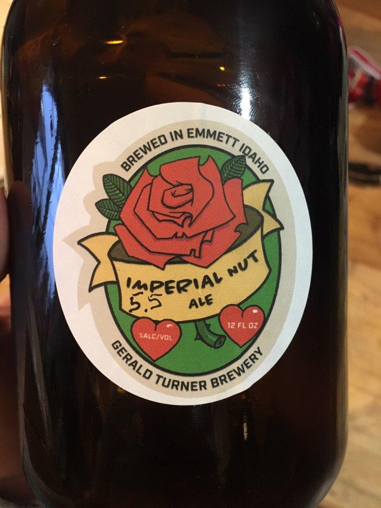 Gerald Turner Brewery: 527 E 2nd St, Emmett, ID