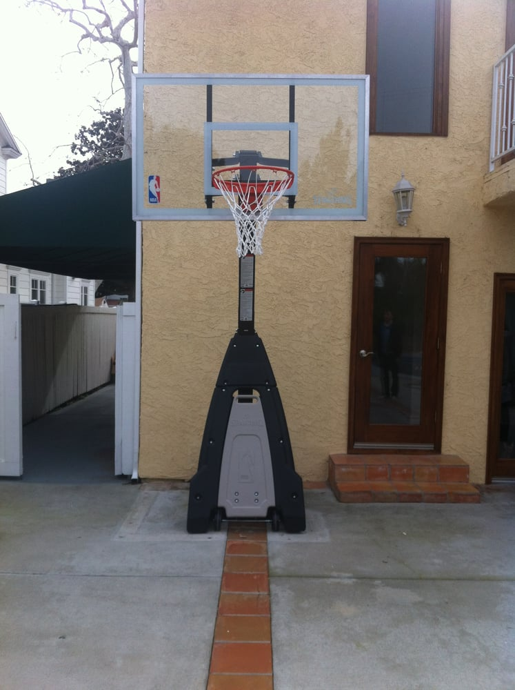 Finished Product Front View Spalding Quot The Beast