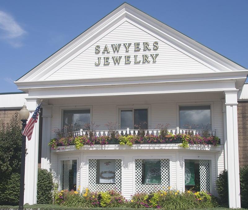 sawyers jewelry smykker 520 main st laconia nh usa