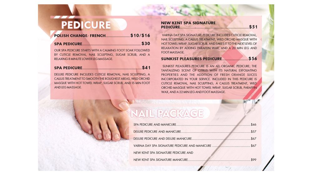New Kent Nails & Spa: 7410 Cooper Tavern Rd, Quinton, VA
