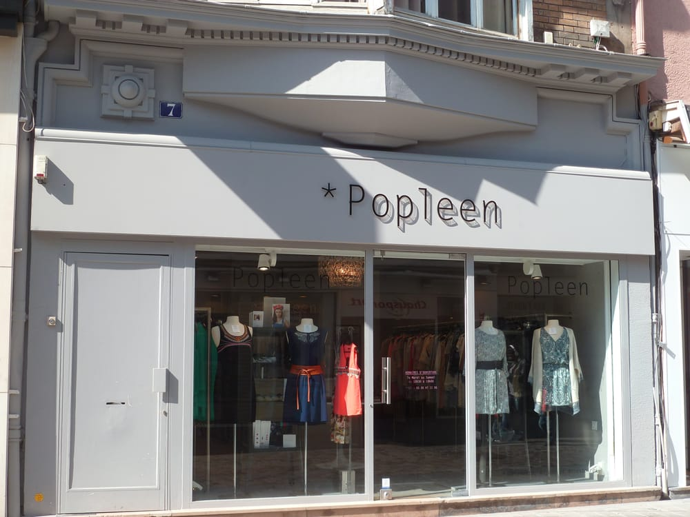 Popleen Fashion 7 Rue Marx Dormoy Reims France Phone Number Yelp