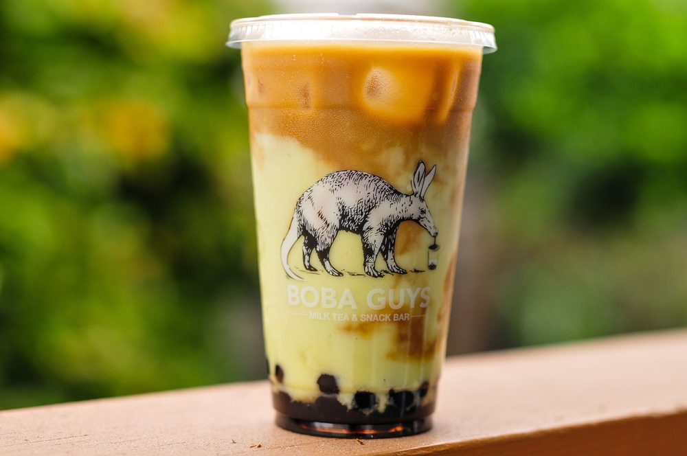Boba Guys: 1212 Donnelly Ave, Burlingame, CA