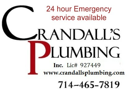 Crandall's Plumbing, Inc.