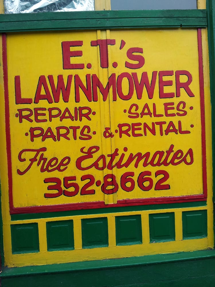 Etu0027s Lawn Mower Repair Sales U0026 Service   Appliances U0026 Repair   2815 Meramec  St, Dutchtown, Saint Louis, MO   Phone Number   Yelp