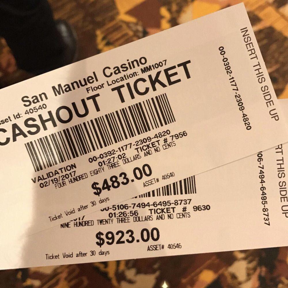 san manuel casino high limit room
