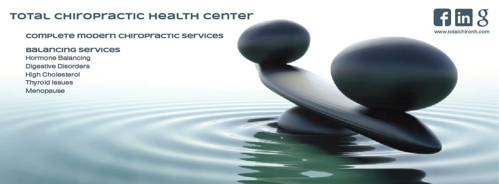 Total Chiropractic Health Center: 419 Daniel Webster Hwy, Merrimack, NH