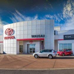 Wausau Car Dealers >> Toyota Of Wausau Car Dealers 2900 N 20th Ave Wausau Wi