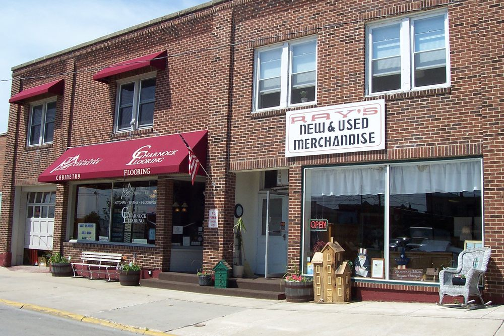 Ray's New & Used Merchandise: 316 N 6th St, Rochelle, IL