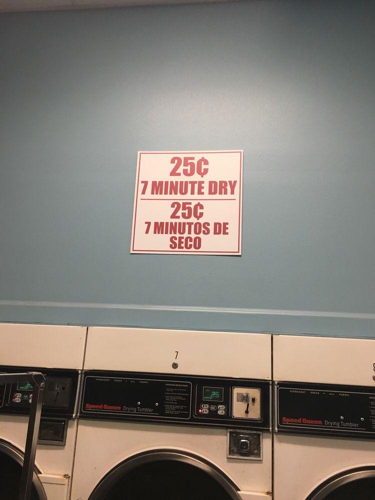 Red's Laundry: 1000 E Eldorado, Little Elm, TX