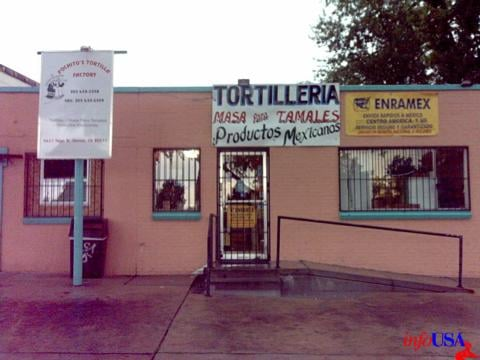 Photo of Pochitos Tortilla Factory - Denver, CO, United States. Pochitos Tortilla Factory