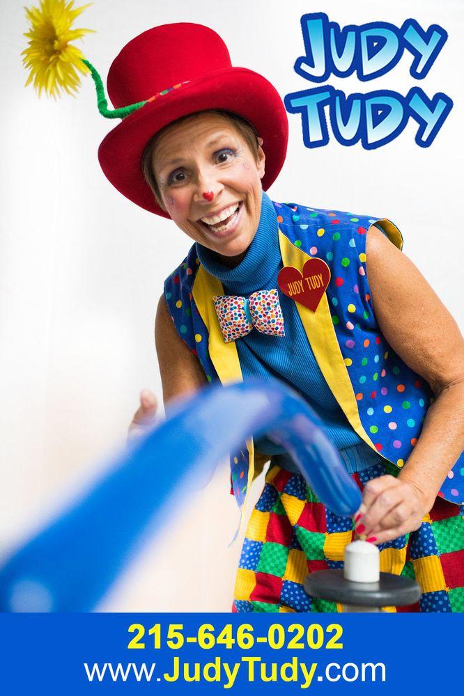 Judy Tudy