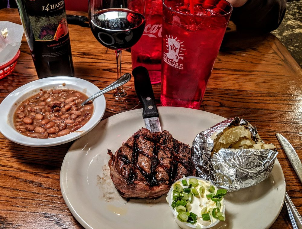 Dambar & Steak House: 1960 E Andy Devine Ave, Kingman, AZ